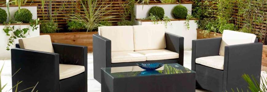 Muebles de exterior categor as de productos living for Muebles de exterior mexico