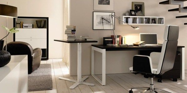 Muebles para oficina en casa