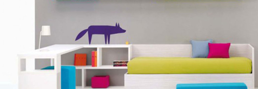 Catálogo de muebles infantiles