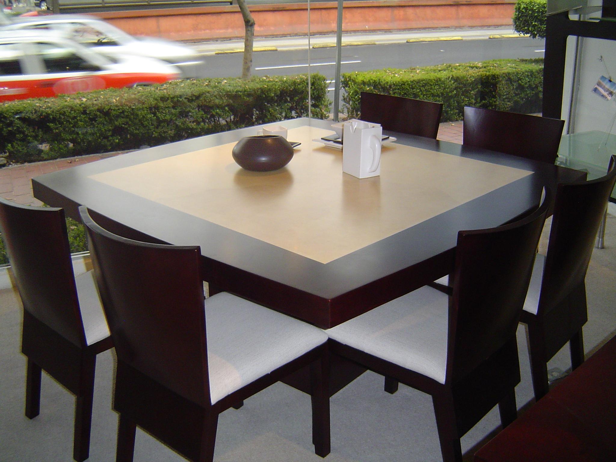 Comedor pergo living habitat mexico - Habitat mesas comedor ...