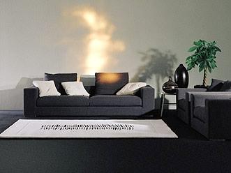 Sala romeo living habitat mexico for Muebles de oficina roneo