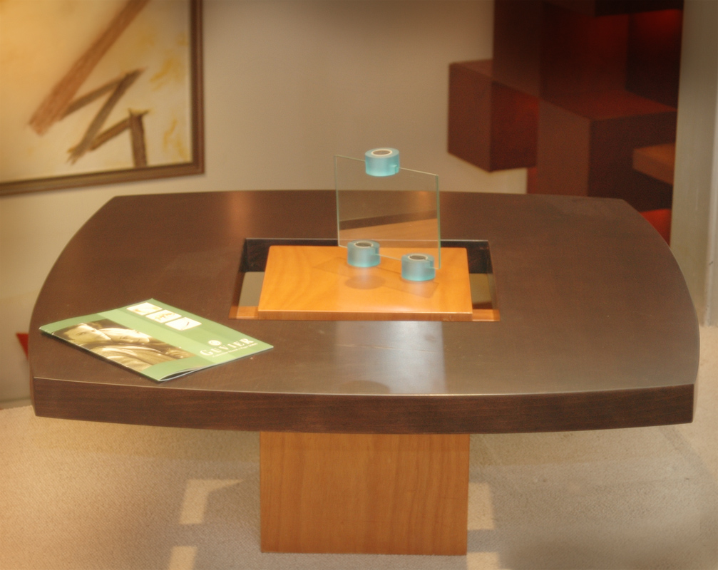 Juego de mesas salamanca living habitat mexico for Muebles de oficina salamanca