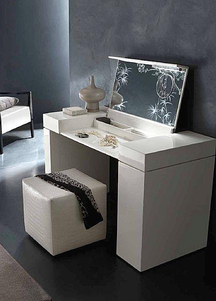 C moda con tocador moderno living habitat mexico for Tocadores modernos juveniles