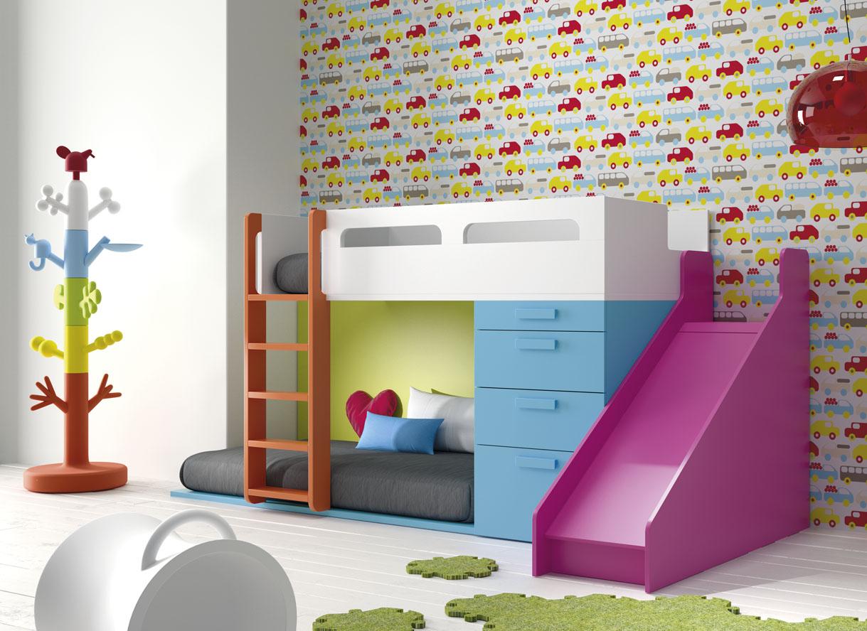 Composici n 11 litera living habitat mexico for Recamaras infantiles economicas
