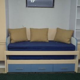 cama doble extraible